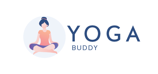 Yoga Buddy Logo Lauren Metzler design