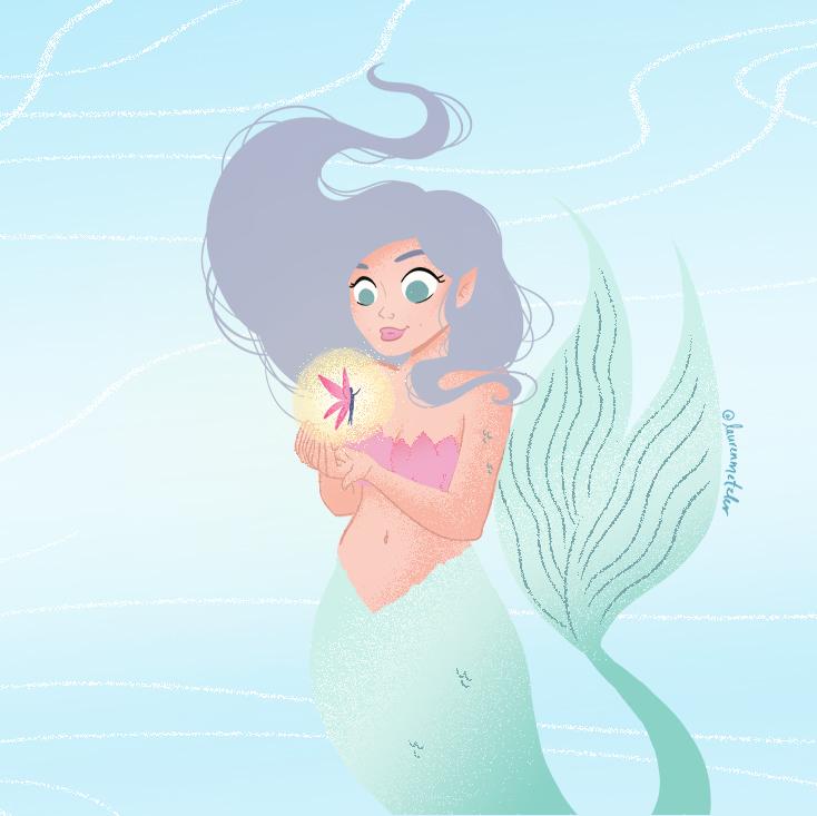 Mermaid-Insta